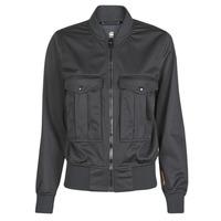Vêtements Femme Vestes / Blazers G-Star Raw Rovic aviator bomber wmn Dk black/dk black