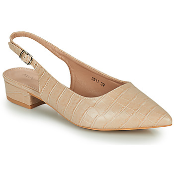 Chaussures Femme Escarpins Moony Mood OGORGEOUS Nude