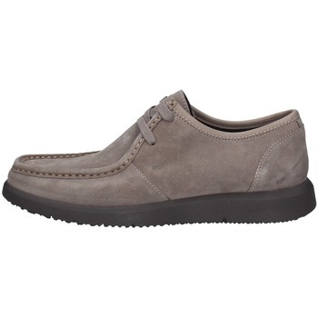 Chaussures Homme Boots Geox U04AYB-00022 GRIS.