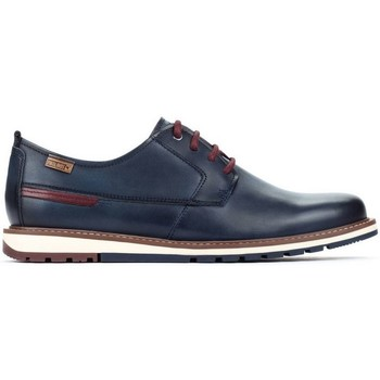 Chaussures Homme Derbies Pikolinos CHAUSSURES  BERNA M8J WINTER BLEU