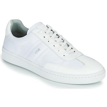 Chaussures Homme Baskets basses BOSS RIBEIRA TENN NYLT Blanc