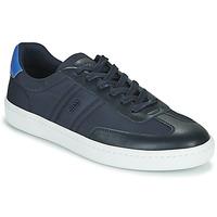 Chaussures Homme Baskets basses BOSS RIBEIRA TENN NYLT Bleu
