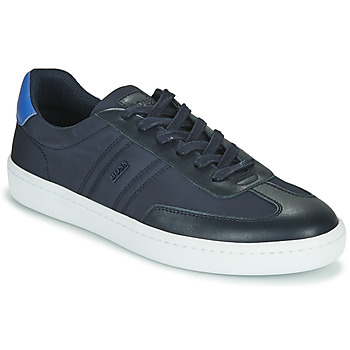 Chaussures Homme Baskets basses BOSS Ribeira_Tenn_nylt 10232896 Bleu