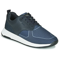 Chaussures Homme Baskets basses BOSS TITANIUM RUNN TBJQ Bleu