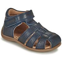 Chaussures Enfant Sandales et Nu-pieds Bisgaard CARLY Marine