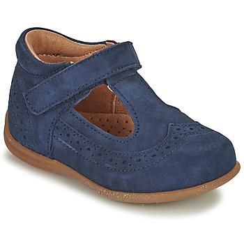 Chaussures Fille Ballerines / babies Bisgaard RAE Marine