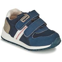 Chaussures Garçon Baskets basses Bisgaard STEVIE Marine