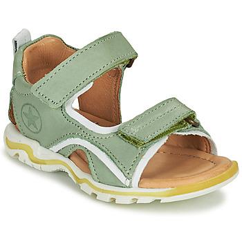 Chaussures Enfant Sandales sport Bisgaard ARTHUR Vert