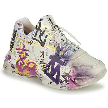 Chaussures Femme Baskets basses Bronx BAISLEY Multicolore