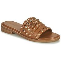 Chaussures Femme Sandales et Nu-pieds Bronx THRILL Marron / Doré