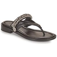 Chaussures Femme Sandales et Nu-pieds Bronx NEW THRILL Noir