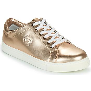 Chaussures Femme Baskets basses Pataugas TWIST/N F2F Doré
