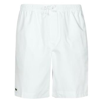 Vêtements Homme Shorts / Bermudas Lacoste SHOSTA Blanc