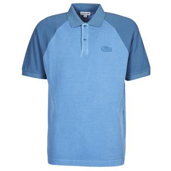 Vêtements Homme Polos manches courtes Lacoste POLO PH9745 Bleu