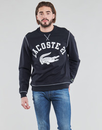 Vêtements Homme Sweats Lacoste PULLO Marine