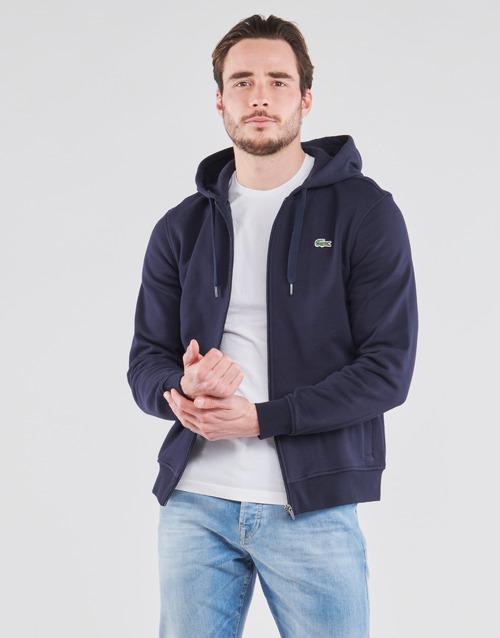 Vêtements Homme Sweats Lacoste MAMMI Marine