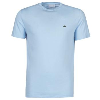 Vêtements Homme T-shirts manches courtes Lacoste ALFED Bleu