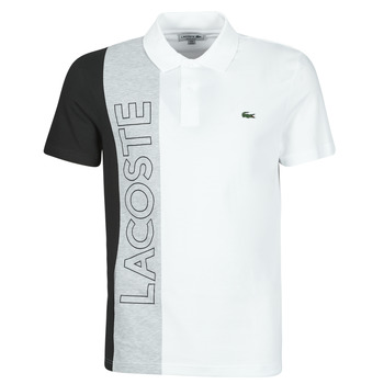 Vêtements Homme Polos manches courtes Lacoste POLO REGULAR FIT YH9852 Multicolore