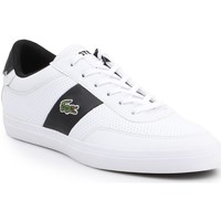 Chaussures Homme Baskets basses Lacoste Court-Master 119 2 CMA 7-37CMA0012147 biały, czarny