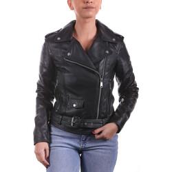 Vêtements Femme Blousons Ladc Diane Love Noir Noir