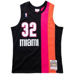 Vêtements Débardeurs / T-shirts sans manche Les Iles Wallis et Futuna Maillot NBA Shaquille O'neal M Multicolore