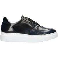 Chaussures Homme Baskets montantes Exton 956 Bleu