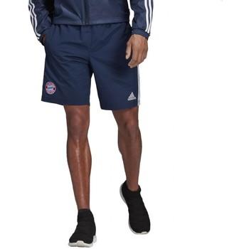 Vêtements Homme Shorts / Bermudas adidas Originals Fcb Str Sho Bleu