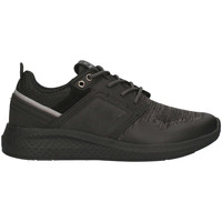 Chaussures Homme Baskets basses Wrangler Sequoia City sneaker Nero