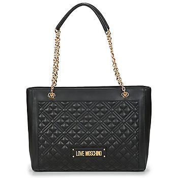 Sacs Femme Cabas / Sacs shopping Love Moschino JC4006PP1C Noir