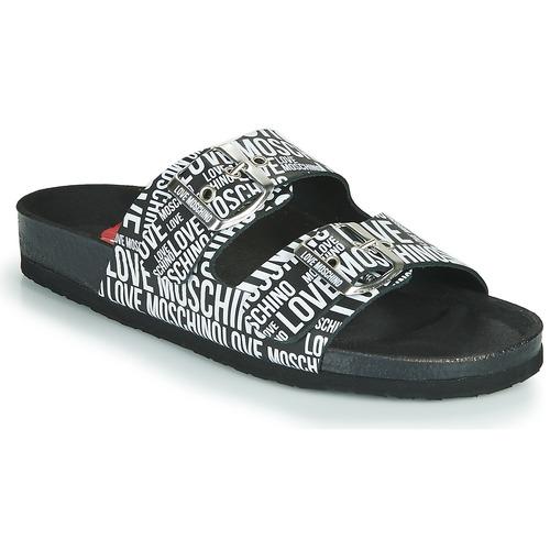 Chaussures Femme Sandales et Nu-pieds Love Moschino JA28073G1C Noir