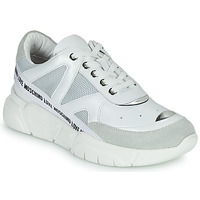 Chaussures Femme Baskets basses Love Moschino JA15323G1C Blanc
