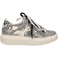 Chaussures Femme Baskets mode Patrizia Pepe SCARPE/SHOES f1ti-silver-glitter