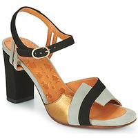 Chaussures Femme Sandales et Nu-pieds Chie Mihara Bega Noir / Gris