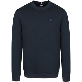 Vêtements Homme Sweats Le Coq Sportif Sweat col rond  Essentiels Graphique Crew bleu foncé