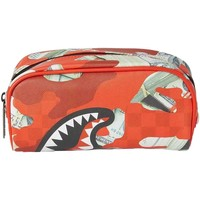 Sacs Trousses Sprayground PANICK ATTACK POUCH POCHETTE ROSSA Rouge