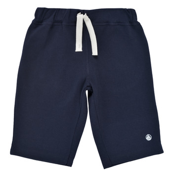 Vêtements Garçon Shorts / Bermudas Petit Bateau LAVIEN Marine