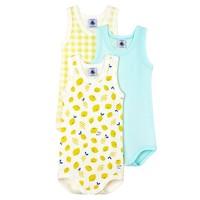 Vêtements Garçon Pyjamas / Chemises de nuit Petit Bateau MOLIU Multicolore