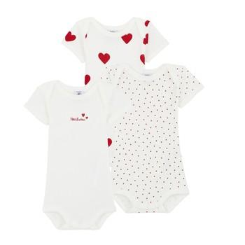 Vêtements Fille Pyjamas / Chemises de nuit Petit Bateau ASTRA Multicolore
