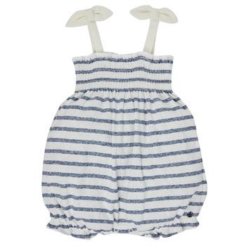 Vêtements Fille Combinaisons / Salopettes Petit Bateau MILLY Multicolore