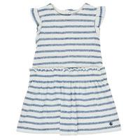 Vêtements Fille Robes courtes Petit Bateau MILANAIS Multicolore