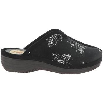 Chaussures Femme Sabots La Maison De L'espadrille 4214 noir