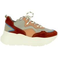 Chaussures Femme Baskets mode Bronx 66310 rose