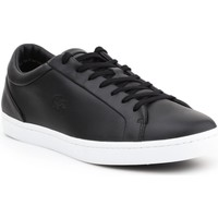 Chaussures Homme Baskets basses Lacoste Straightset 316 1 CAM 7-32CAM0043024 czarny
