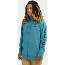 Vêtements Homme Sweats Burton Men's Elite Full Zip Hoodie Storm Blue