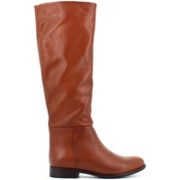 Chaussures Femme Bottes ville Elisa Lanci 518-B100 Cuoio
