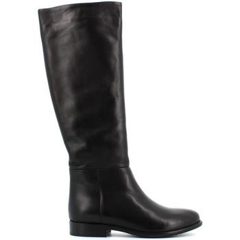 Chaussures Femme Bottes ville Elisa Lanci 518-B100 Nero