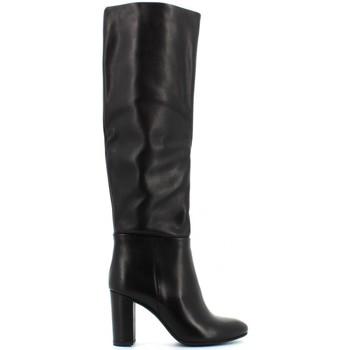 Chaussures Femme Bottes ville Elisa Lanci LZ-B915 Nero