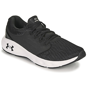 Chaussures Homme Running / trail Under Armour CHARGED VANTAGE Noir / Blanc
