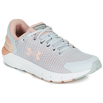 Chaussures Femme Running / trail Under Armour CHARGED ROGUE 2.5 Saumon / Gris