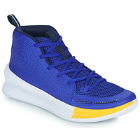 Chaussures Homme Basketball Under Armour JET Bleu